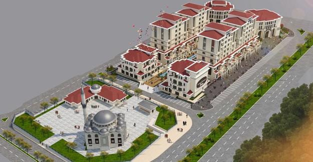 Emlak KonutKörfezkent Çarşı'da peşinde yüzde 12 indirim kampanyası!
