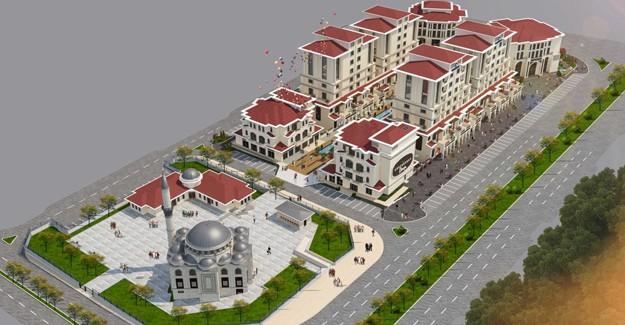 Emlak KonutKörfezkent Çarşı'da satışlar 29 Temmuz'da başlıyor!