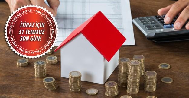 Emlak vergileri yeniden belirleniyor!