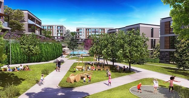 Eston Şehir Mahallem'de yüzde 20 indirim ile son 10 daire!