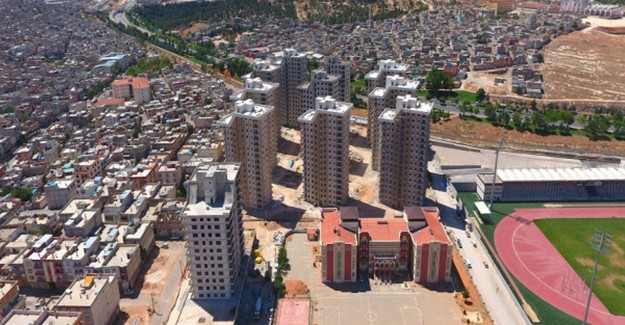 Gaziantep Güzelyurt'ta 222 daire ihale ile satışa çıkacak!