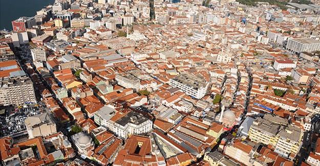 """İzmir """"Kadifekale-Agora-Kemeraltı"""" arkeoloji ve tarih parkına dönüştürülüyor!"""