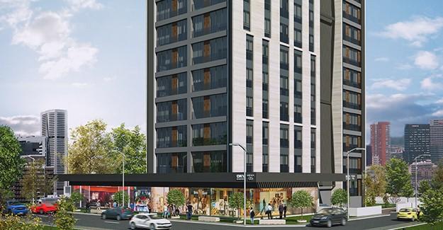 Kadıköy'e yeni proje; DKY Cadde Göztepe 05