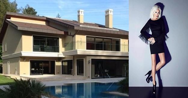 Ajda Pekkan evini 25 bin dolara kiraya veriyor!