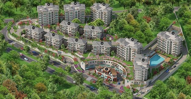 Bahçeşehir Hayat projesi Atmaca Gayrimenkul imzasıyla yükselecek!