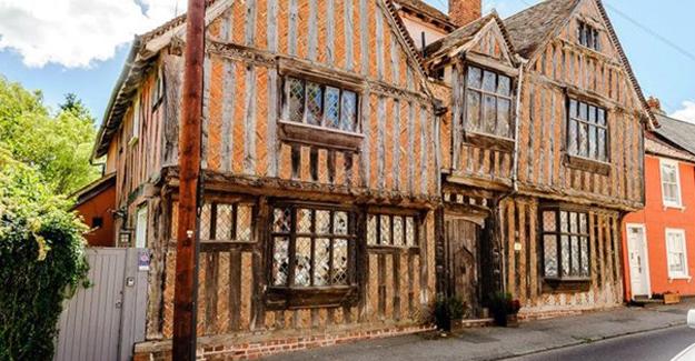 Harry Potter'ın çekildiği ev 4,5 milyon liraya satılıyor!