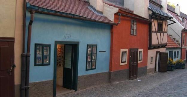 İşte ünlü yazarların ilham evleri!