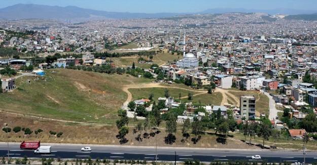İzmir Aktepe - Emrez kentsel dönüşüm projesi detayları!