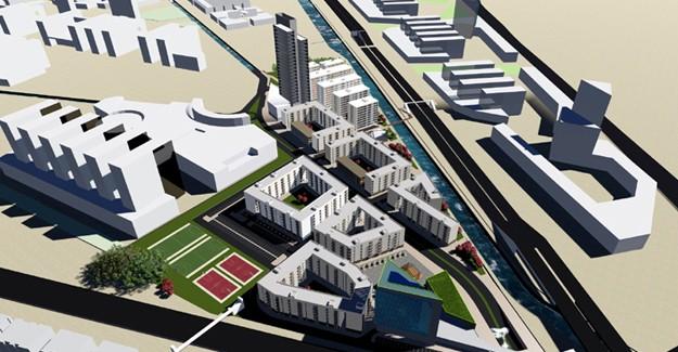İzmir Konak Ege Mahallesi kentsel dönüşüm projesi son durum!