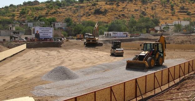 Kayseri Hacılar kentsel dönüşüm projesi 1. etap temel atma töreni 20 Ağustos'ta!