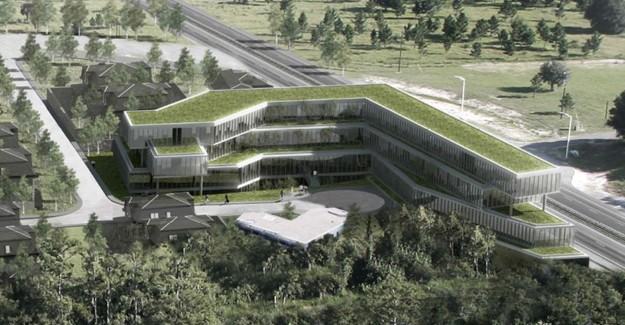 Metal Yapı'dan Kemerburgaz'a yeni ofis projesi; Metal Yapı Kemer Ofis projesi