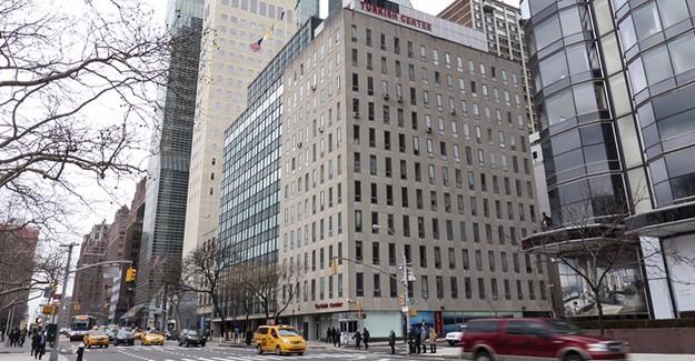 New York'ta yıkılan başkonsolosluk binası 35 katlı gökdelen olacak!