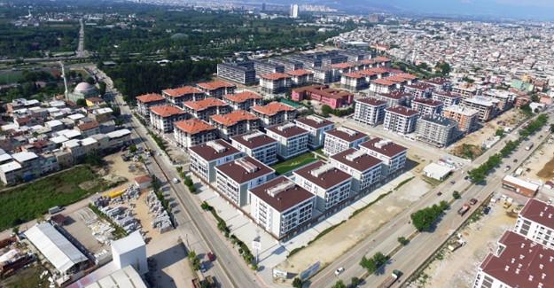 """""""Osmangazi'de sağlam dönüşüm ve güvenlikli yaşam başladı""""!"""