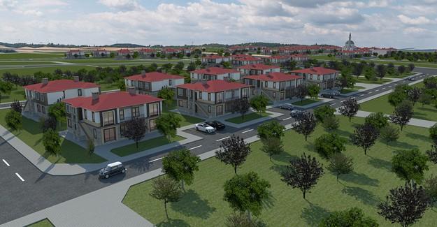TOKİ Yozgat Yenifakılı 4. etapta 224 adet tarımköy konutu inşa edecek!