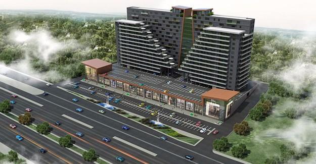 Ap İst Gate Ankara projesi / Ankara / Yenimahalle