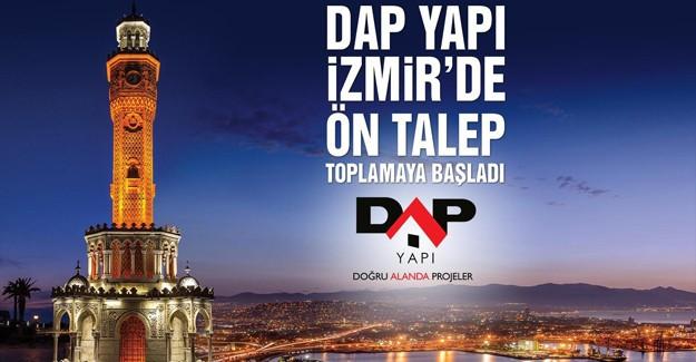 Dap Yapı İzmir projesinin detayları!