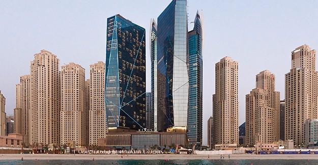 Dubai'de tasarlanan Crystal Towers'ın tanıtımı Citsycape Global 2017'de yapıldı!