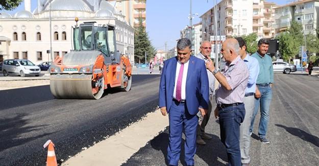 Ereğli Belediyesi alt yapı ve asfalt çalışmalarına devam ediyor!