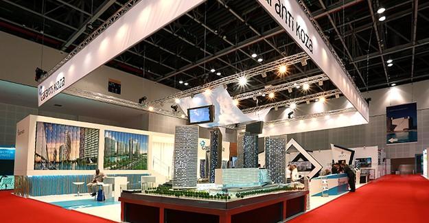 Garanti Koza'nın 10 konutu için Dubai Cityscape'de ön talep sözleşmesi imzalandı!