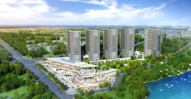 Kaşmir Mavi Orkide projesi daire fiyatları!