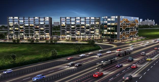 Keleş Center Airport Küçükçekmece'de yükselecek!