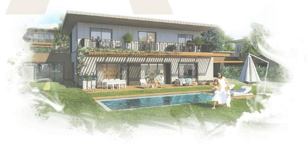 Mesa Mesken ve Nurol'dan Büyükçekmece'ye yeni proje; Mesa Yeşilyaka Su projesi