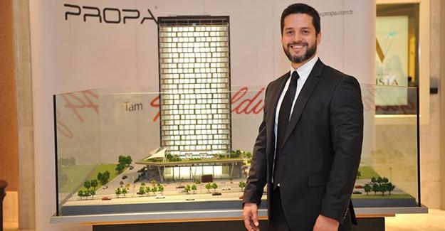 Propa Vista Kartal'ın lansmandan önce yüzde 65'i satıldı!