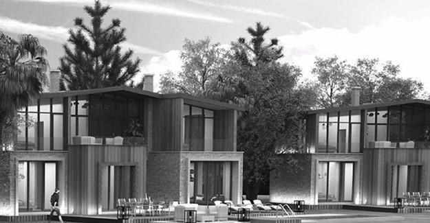 Urla'ya yeni proje; The Village Urla projesi