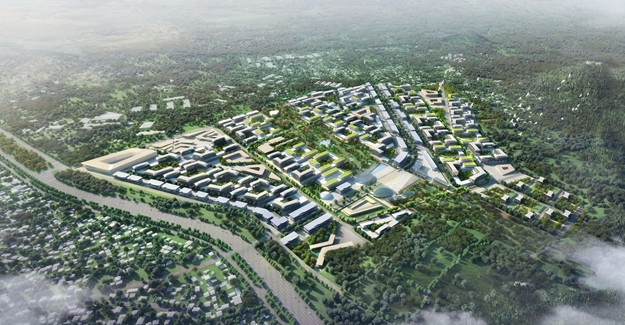 Antalya Kepez-Santral kentsel dönüşüm projesi Kasım'da satışa çıkacak!
