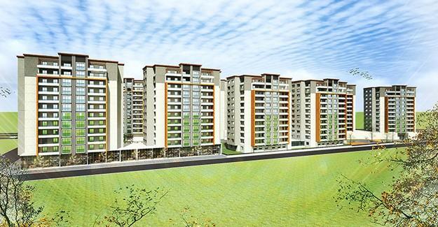 Nilüfer'e yeni proje; Özgür Park Evleri
