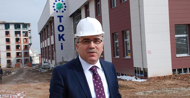 TOKİ'den Kayabaşı'na yeni bir sosyal konut projesi daha geliyor!