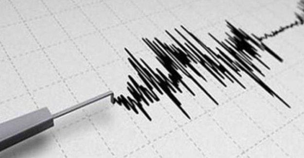 Irak'ta bir deprem daha! Son dakika deprem bilgisi