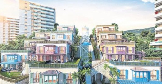 Park Yaşam Santorini İzmir fiyat!