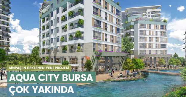 Sinpaş Aqua City Bursa ne zaman teslim?