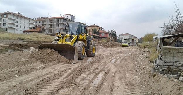 Ankara Altındağ'da 400 kilometre yeni yol açıldı!
