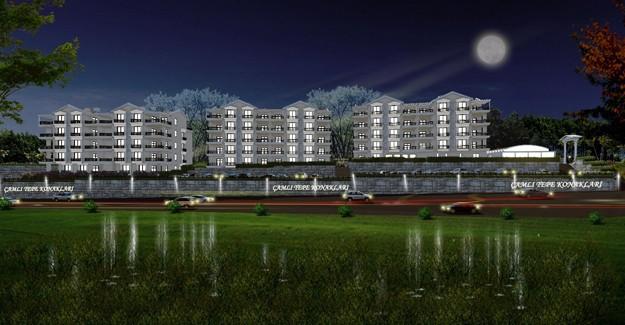 Çamlıtepe Konakları Mudanya daire fiyatları!