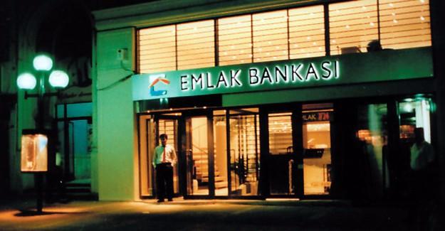 Gayrimenkul sektörü temsilcileri Emlak Bankası talep ediyor!
