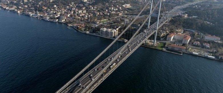 Otoyol, köprü ve boğaz köprüsü geçiş ücreti belli oldu! 30 Aralık 2018