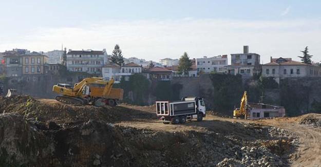 Trabzon'da tarihi Karagöz Meydanı yeniden şehre kazandırılacak!