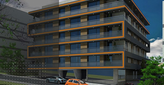 Uzaltaş İnşaat'tan yeni proje; Paradise Residence projesi