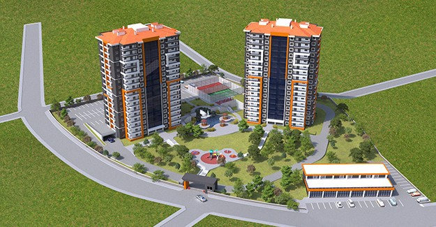 Vaditepe Başpınar projesi / Ankara / Eryaman