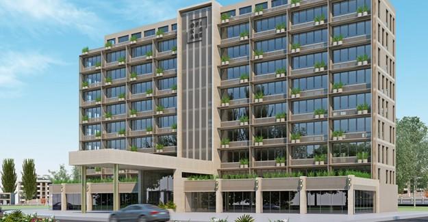 Ykare İnşaat'tan yeni ofis projesi; Ofis Kare Bursa