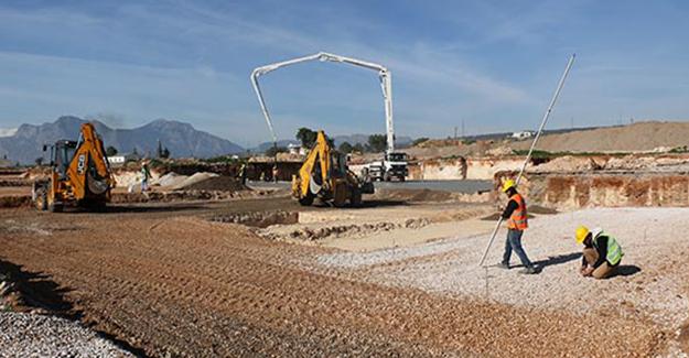 Antalya Kepez Kentsel Dönüşüm Projesi temelleri atıldı!