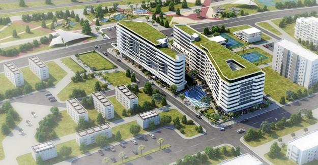 Avcılar İnşaat'tan Bornova'ya yeni proje; Cadde Bostan Bornova projesi