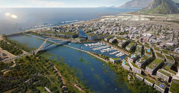 Kanal İstanbul bölgedeki konut fiyatları uçurdu!