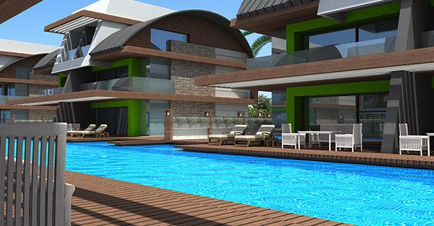 Marina Premium Villas projesi geliyor!