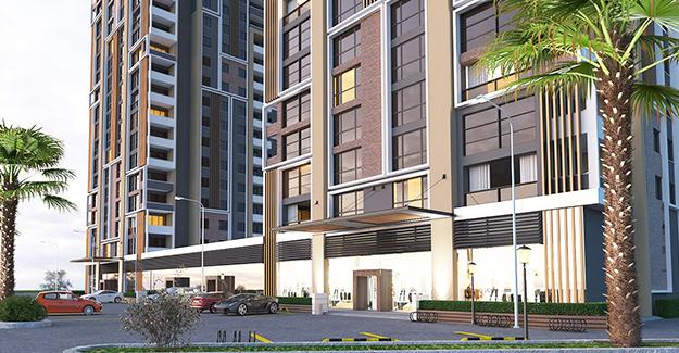 Vega Hills Atakum projesi daire fiyatları!