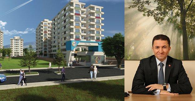 216 Yapı üç projeyle kentsel dönüşümde!