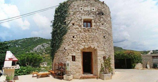 255 yıllık Hırvat kulesi ev oldu!