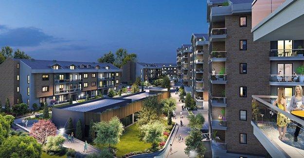 25 milyon dolarlık proje; Orange City